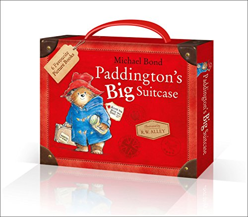 Paddington's Big Suitcase por Michael Bond