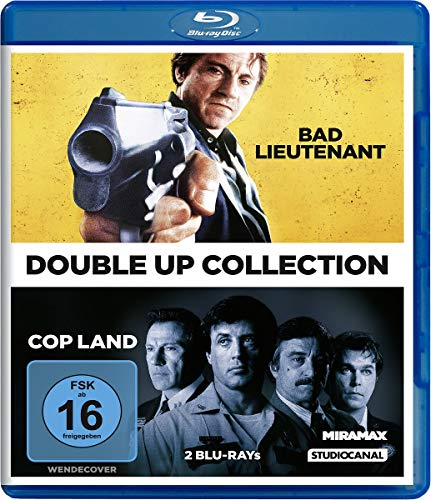 Copland/Bad Lieutenant - Double-Up Collection [Blu-ray]