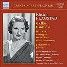 Grieg: Haugtussa / Beethoven: Fidelio / Weber: Ozean, du Ungeheuer / Wagner: Lohengrin/Die Walküre/Götterdämmerung