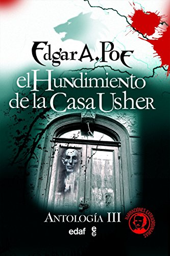 El hundimiento de la casa Usher (Icaro) por Edgar Allan Poe