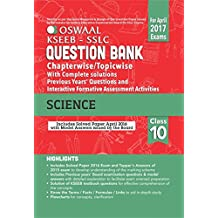 Oswaal KSEEB SSLC Question Bank with Complete Solution & Interactive Formative Assessment Activities for Class10 Science