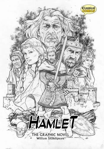 Hamlet : the graphic novel