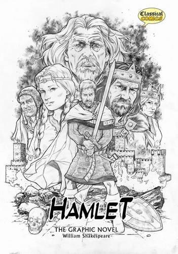 Hamlet : the graphic novel