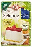 RUF Bio Gelatine gemahlen weiß vom Schwein, 11er Pack (11 x 27g)
