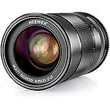 Neewer® 25mm f/0,95 Mise au Point Manuelle Premier Objectif Fixé pour SONY E-Mount APS-C Appareil Photo Numérique, Tel que NEX3, 3N, 5, 5T, 5R, 6, 7, A5000, A5100, A6000, A6100 et A6300 (NW-E-25-0,95)