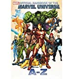 [ OFFICIAL HANDBOOK OF THE MARVEL UNIVERSE A TO Z BY MARVEL COMICS](AUTHOR)PAPERBACK