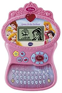 Vtech - 137805 - Jeu Électronique - Disney Princesses - Genius Pocket Enchanté