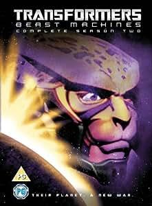 Transformers: Beast Machines - Season 2 [DVD] [2007]