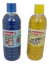 Soniya Dishwasher + Soniya Washing Liquid (1ltr*2)