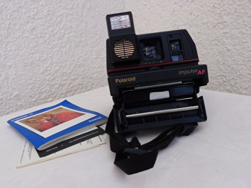 POLAROID Impulse AF AutoFocus System - analoge Sofortbildkamera ideal für 600 Filme ## Sammlerstück - Technik geprüft - funktioniert - by PHOTOBLITZ ##