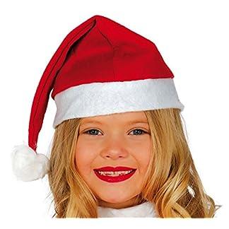 Gorro de Papá Noel o Mamá Noel Infantil