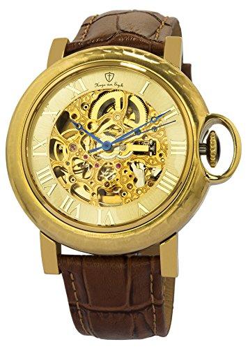 Hugo von Eyck Reloj de caballero automático Dionysos, HE202-205