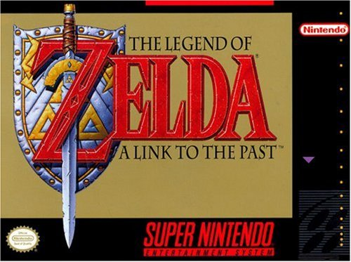 Legend of Zelda : A Link to the Past [Nintendo Super segunda mano  Se entrega en toda España