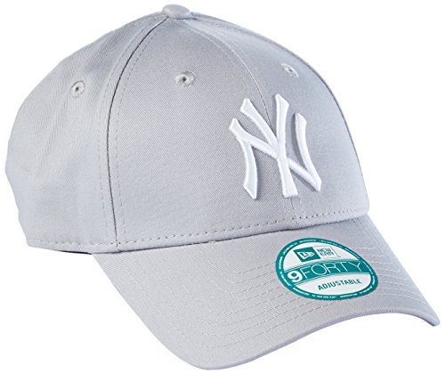New Era Men's MLB Basic NY Yankees 9Forty Adjustable Baseball Cap