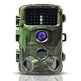 "Jagd Kamera, CrazyFire Wildkamera Wild-Vision 1080P Full HD Tag- / Nachtsicht, 20-22m Nachtsicht 2.4"" LCD Überwachungskamera, Jagdkamera"