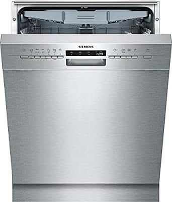 Siemens SN46P582EU iQ500 Unterbaugeschirrspüler / A+++ / 237 kWh / 14 MGD / 2660 Liter / 3-fach Wasserschutz 24h