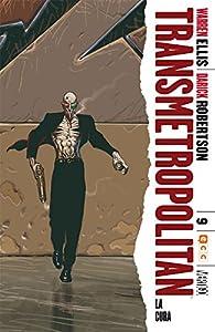 Transmetropolitan 9 par Warren Ellis