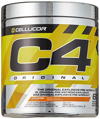 Cellucor C4 Extreme 60 Portionen Orange, 1er Pack