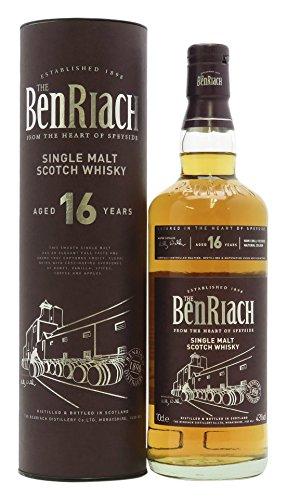 The Benriach 16 Años