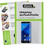 dipos I 6X Schutzfolie matt passend für BLUBOO Edge Folie Bildschirmschutzfolie (3X Vorder- und 3X Rückseite)