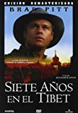 Siete Años En El Tibet [DVD]