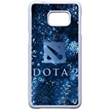 Samsung Galaxy Note 5 Edge Cell Phone Case White DOTA 2 Przhhq Hard protective Case Shell Cover