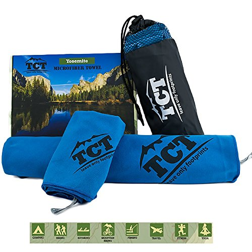 travel-sports-gym-towel-set-quick-dry-super-absorbent-anti-bacterial-and-lightweight-blue