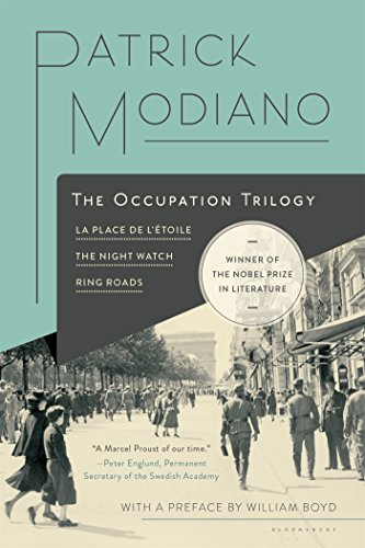The Occupation Trilogy Cover Image
