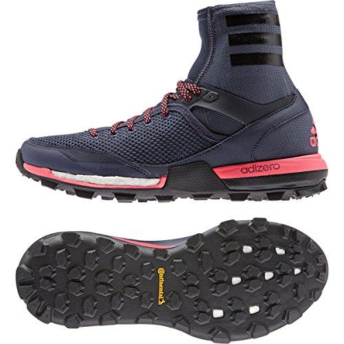 Adidas Outdoor 2015 Adizero Xt Trail Boost Chaussures de course - B23455 (minuit Gris / noir / flash Midnight Grey/Black/Flash Red