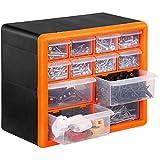 VonHaus Organizer con 12 cassetti