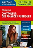 Concours Contrôleur des finances publiques - Tout-en-un - Concours 2020: Tout-en-un - Concours 2020 (2020)...