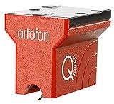 ORTOFON quintetto rosso a bobina mobile cartuccia (rosso)