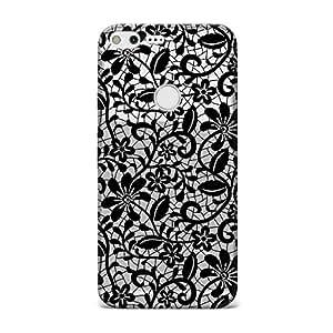 Qrioh Printed Designer Back Case Cover for Google Pixel - 107MPD1053