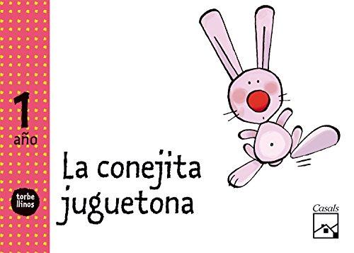 Carpeta La conejita juguetona 1 año. Torbellinos - 9788421843222