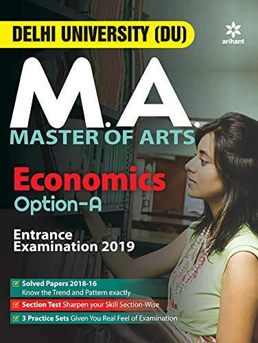 Delhi University  MA Economics Guide 2019