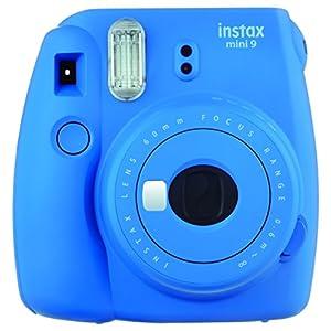 FujiFilm Instax Mini 9 Bundle Pack (Cobalt Blue)