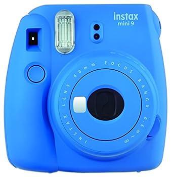 Fujifilm Instax Mini 9 Kamera Cobalt Blau 0