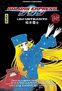 Galaxy Express 999 Edition simple Tome 15