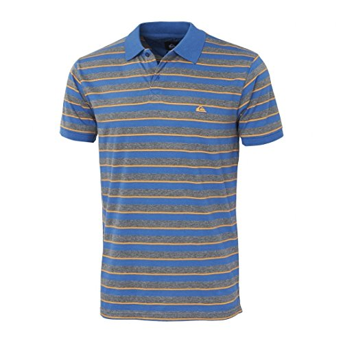 Quiksilver -  Polo  - Uomo multicolore Medium