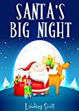Books for Kids: Santa's Big Night (Christmas Books, Children's Christmas Books, Children's Books Ages 4-8, 9-12, Bedtime Stories)