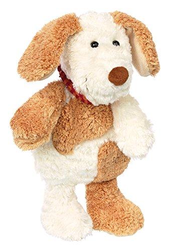 sigikid, Mädchen und Jungen, Wärmekissen Hund, Sweety, Braun/Beige, 41799