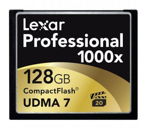 Lexar Professional 1000X Compact Flash 128GB