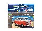 Revell Revell67399VW T1Samba Bus Modellbausatz (173 Teile)
