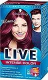 Live Color Intense dauerhafte Coloration, 086 Pure Purple 2er Pack (2 x 1 Stück)