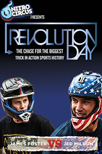 Revolution Day Cover
