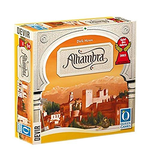 Devir Iberia- 26690 Alhambra Devir