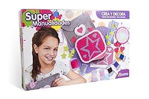 Dinova - Supermanualidades: Diseña y CREA, labores para niños (D0956004)