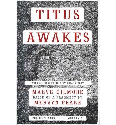 titus-awakes-author-mervyn-peake-published-on-july-2011