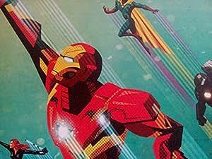 NiceLook Iron Man Clipart Design Laptop Skin