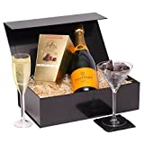 Veuve Clicquot & Truffles Gift Set - Ultimate Luxury Champagne Gift - The Perfect Champagne Hamper